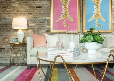 Eclectic Family Room (4)